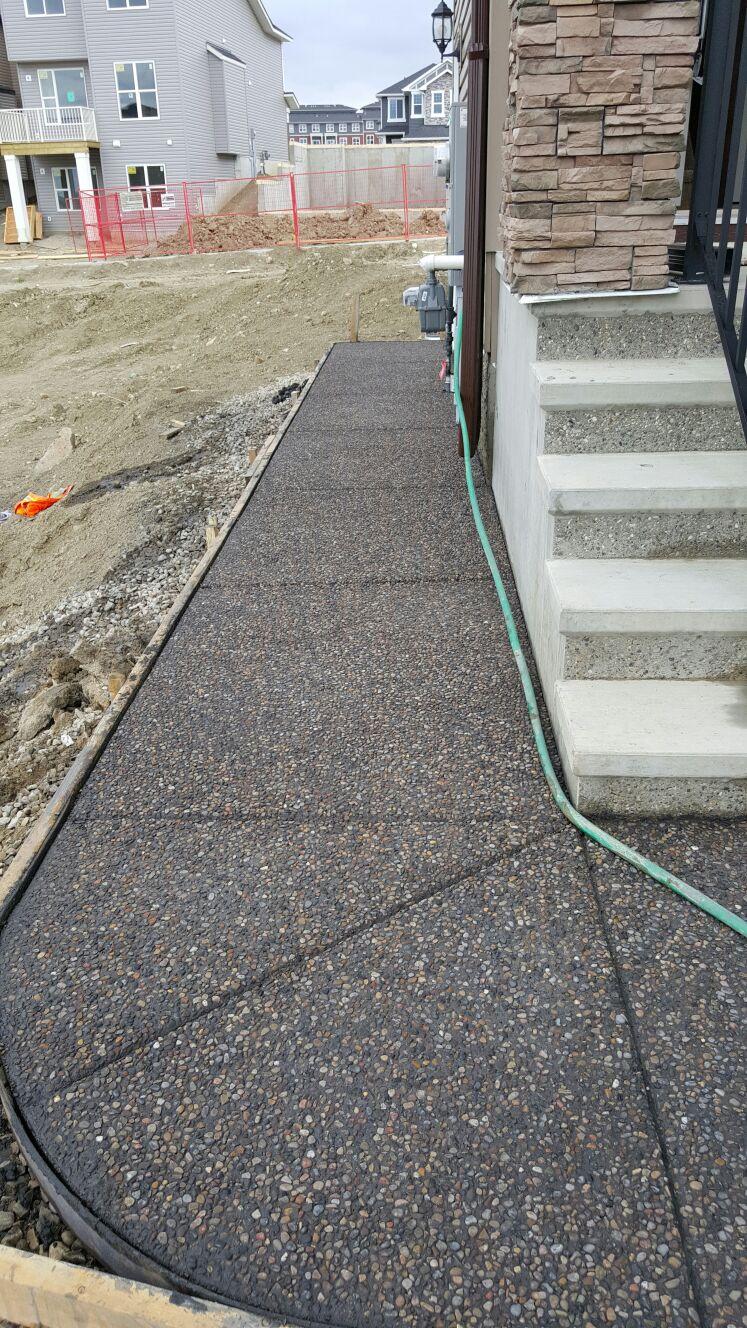 Sideways / Walkways